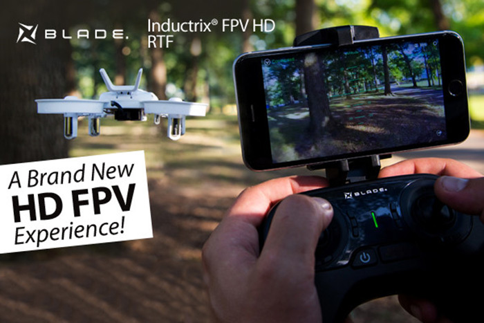 Inductrix FPV HD