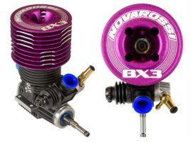 Novarossi BX3 3-Ports Short Stroke Buggy Engine