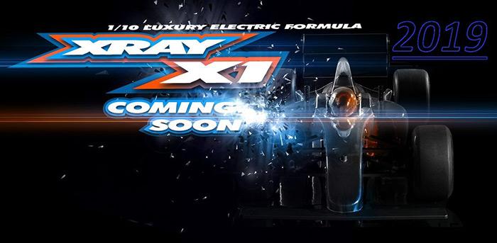 Xray X1 2019