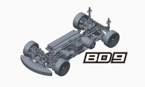 Yokomo BD9 Electric Competition Touring Car Kit