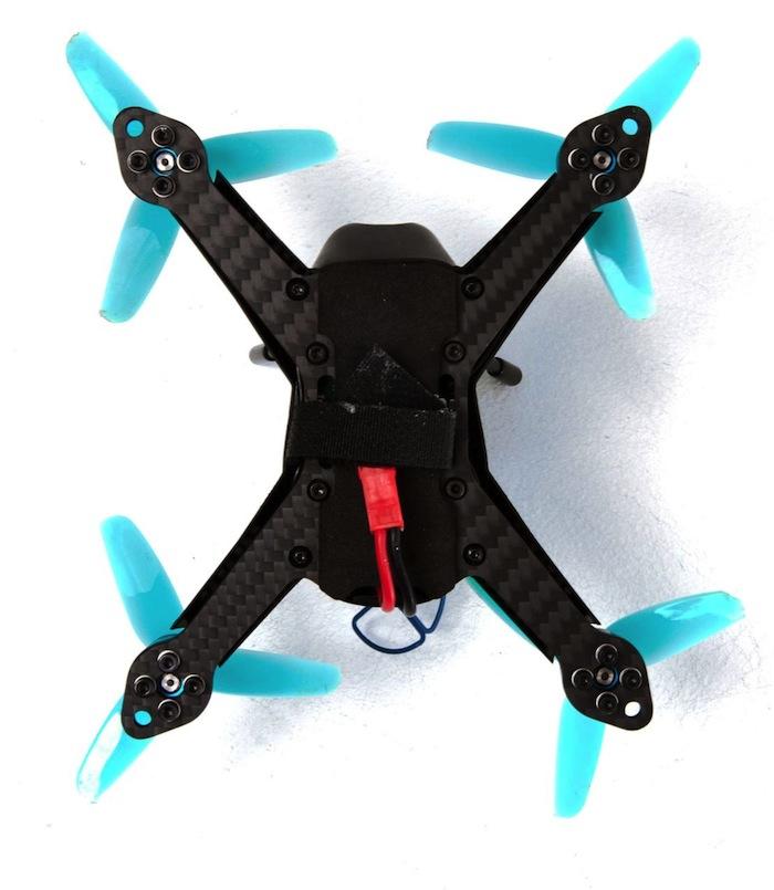 Blade® Scimitar® 110 FPV BNF Basic Quadcopter