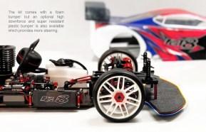 GT8: new GT 2019 nitro 1/8-scale kit