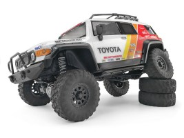 New HPI Toyota FJ Cruiser Body Set for Venture Crawler