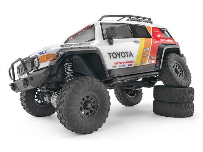 Toyota FJ Cruiser BodySet