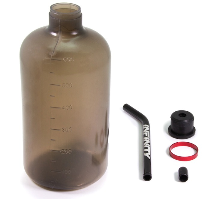 Infinity: 600cc fuel bottle