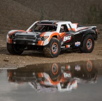 Losi Super Baja Rey Video: 4WD Desert Truck 1/6th