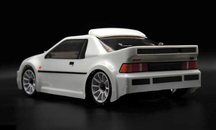 RCON: RS200 - 1/10 M-Chassis 225mm bodyshell