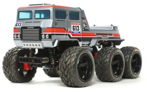 Tamiya: Dynahead 6×6 World of Truck Trials - Video