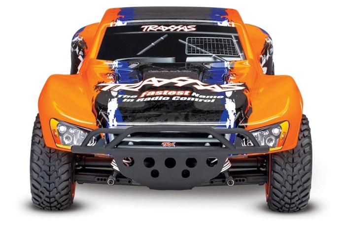 Traxxas Slash 4X4 VXL: New Race Replica colors