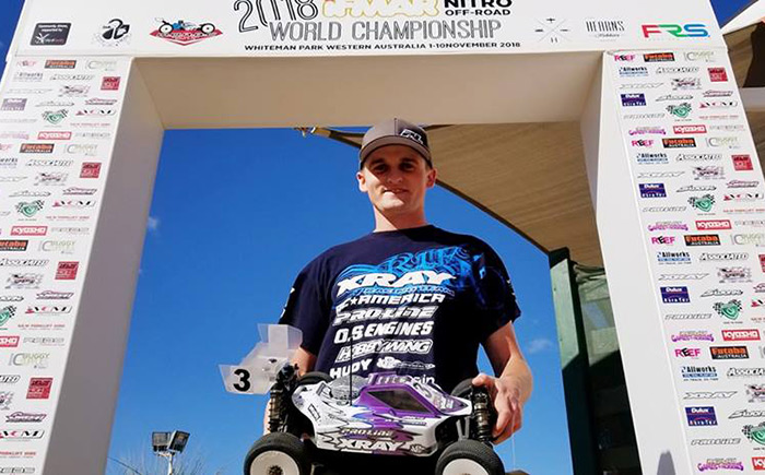 2018 IFMAR 1/8th IC Off Road World