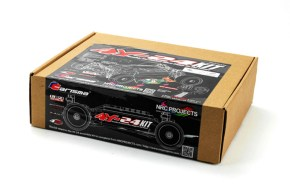 Carisma 4Y24 KIT 1/24th Scale 4WD Buggy