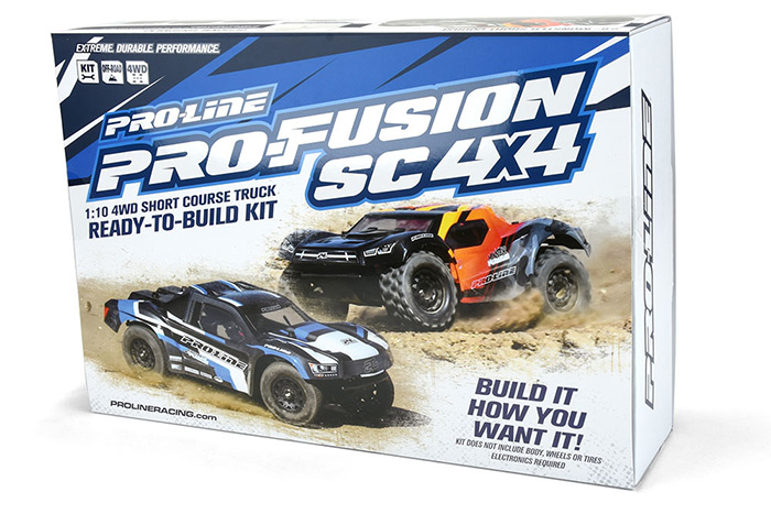 PRO-Fusion SC 4x4
