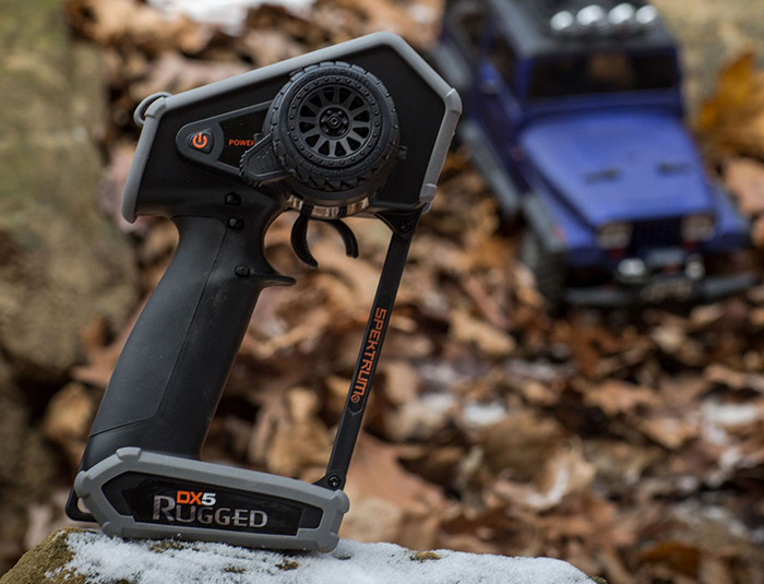 Spektrum DX5 Rugged