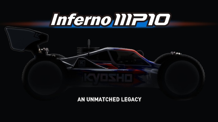 kyosho inferno mp10 teaser