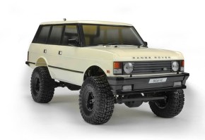 Carisma: Fitting A LED Kit To The Range Rover Classic Shell