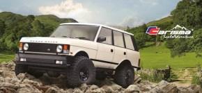 Carisma: 1981 4-Door Range Rover Classic SCA-1E RTR