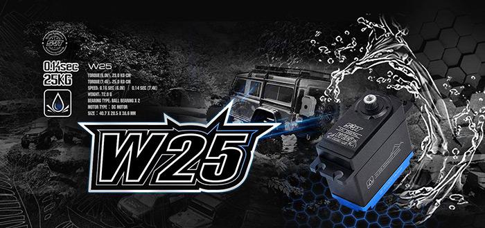 SRT W25