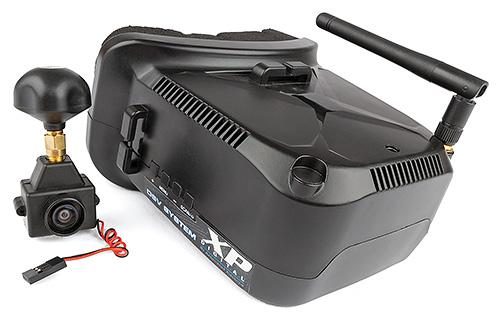 XP Digital DSV System- FPV Goggles and Camera Set