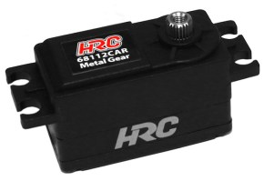 HRC 68112CAR: Low Profile High Voltage Servo