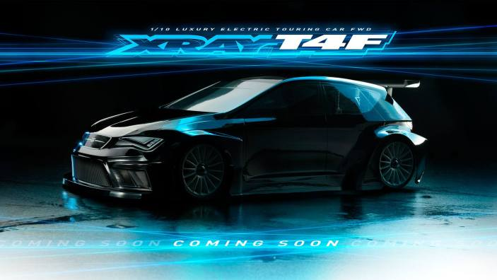 XRAY: T4F FWD touring car