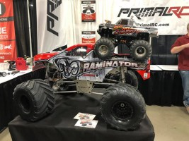 Primal RC Raminator 1/5th Scale Monster Truck