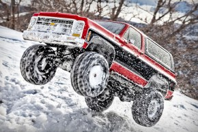 Traxxas TRX-4 Chevrolet Blazer Video