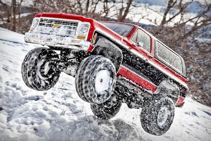 TRX-4 Chevrolet Blazer