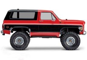 Traxxas: New TRX-4 Chevy Blazer RTR