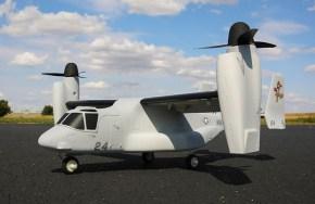 Convertiplane Eflite V22 Osprey VTOL - Horizon Hobby