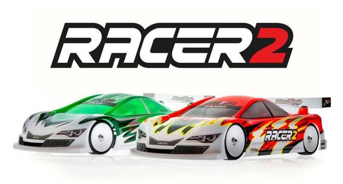 Montech: Racer 2 Touring car body