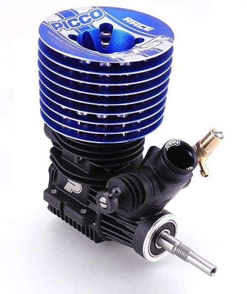 Picco: .21 Buggy Blast Race ceramic engine