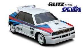 Team Titan Blitz Delta 225mm M-Class Body Shell