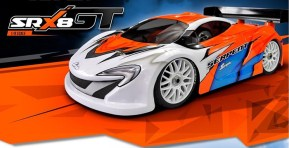 Serpent SRX8-GT On-Road 1/8th Scale Nitro