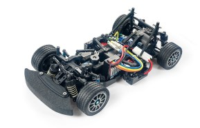New Tamiya M-08 Concept M-chassis kit