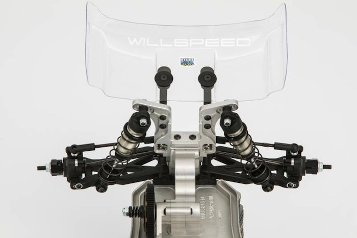 Willspeed: RF2 XB2 '19 Conversion