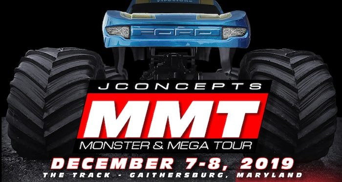 JConcepts: Monster And Mega Tour
