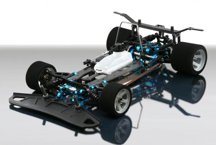 Team Shepherd- Velox V82