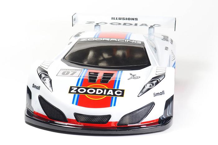 ZooDiac 190mm