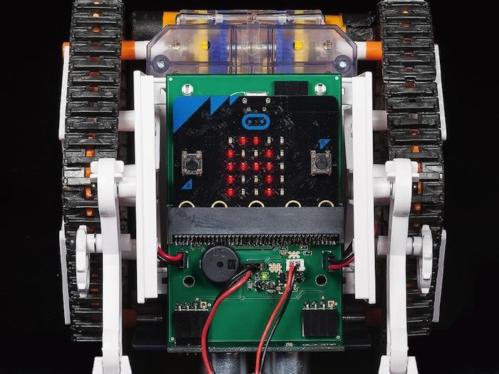 TAMIYA: BBC MicroBit ROBOT Crawler