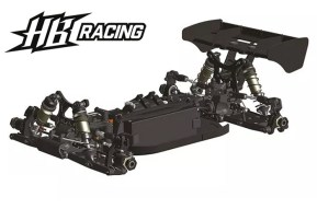 HB Racing E819 1/8th Scale Competition e-buggy kit