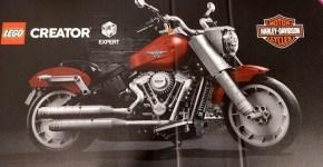 LEGO: Harley Davidson - Lego Creator Expert set 10269