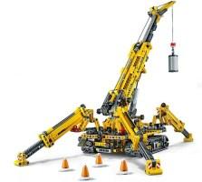 LEGO Technic: Compact Crawler Crane - 42097