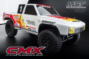 MST: CMX TH1 1/10 Scale 4WD Off-Road Kit