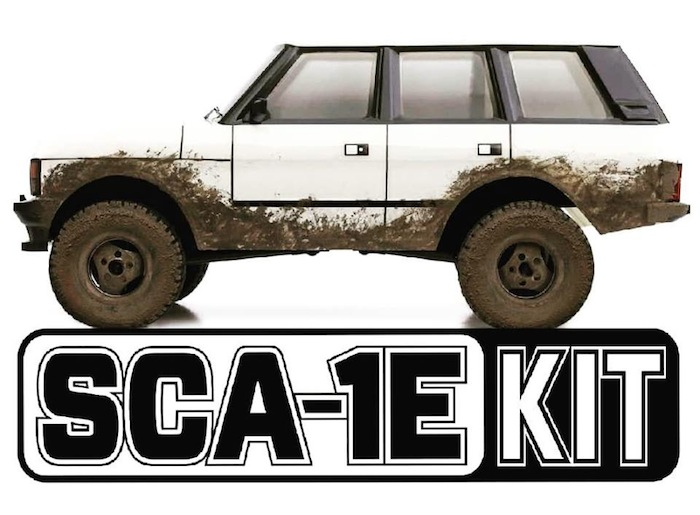 Carisma Scale Adventure are proud to announce our latest Fully Licensed SCA-1E Self-build Kit