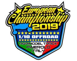 2019 EFRA 1/10th Off Road 4WD Euros – Live Streaming