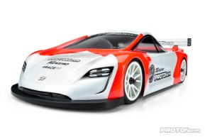 Protoform Turismo and X-15 Competition RC Body Shell