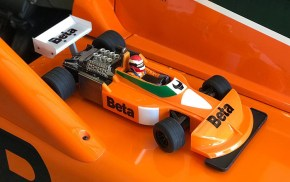 Fenix Racing - March 761 Formula body shell