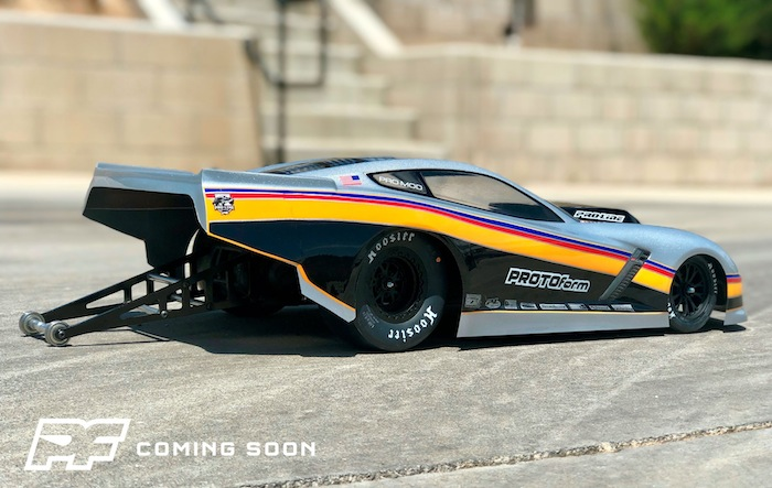 PROTOform: Corvette Pro Mod Drag Racing