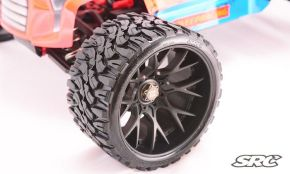 Sweep Racing Wide Heavy-Duty Wheels for Monster Truck