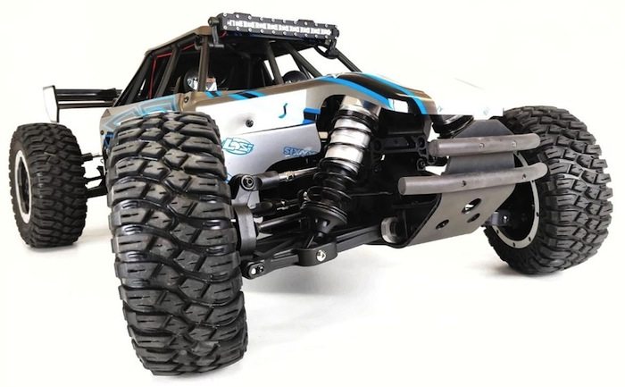 TBone Racing: XV4 Front Bumper For Losi DBXL & DBXLe